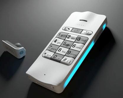 Телефон Sens для сліпих і слабозорих