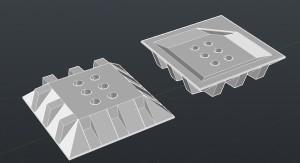 модель кубики брайль
